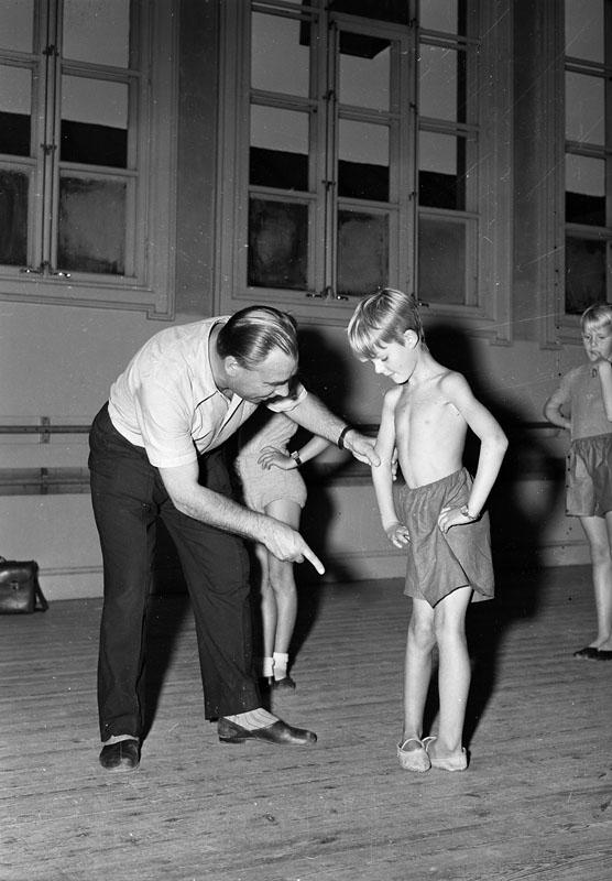 1950, fotograf: Tore Burnäs
